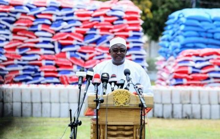 On Sunday the 26th of April 2020 H.E. President Adama Barrow of the Republic of The Gambia presided over 4th national address in relation to COVID19 crisis where he launched the governement's covid-19 food support program worth of D734,254,864 to 84% of needy Gambian households across the country and announced the decision to defer the […]