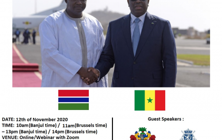 "On Wednesday 13th of June 2019 the Belgium Luxembourg Gambia Chamber of Commerce – BLGCC organized a seminar on ""Doing Business with Gambia and Senegal"" co-organized by A-Law International Law Firm in Antwerp, Belgium with speakers of the Embassy of The Gambia, Global Properties Gambia Limited, DEME Group, ECU Worldwide, APPRO-TECHNO and Africa paid For […]"